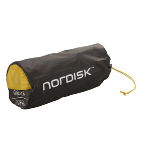 Nordisk Grip 2.5 Self-Inflatable Mat Large mustard yellow/black